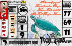 Prediksi Angka Jitu Sgp Minggu 8 Juli 2018 | TogelPanas