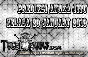 Prediksi Angka Jitu Togel Selasa 29 January 2019