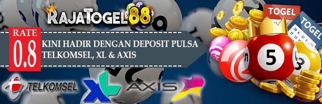 Togel Deposit Pulsa Telkomsel & XL | http://69.167.188.180/